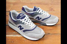 NEW BALANCE 997 (NAVY/GREY)