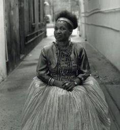 Priestess Miriam of the Voodoo Spiritual Temple