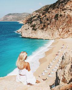 Kaputas Beach, Turkey (@gypsea_lust)