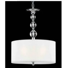 City_Gal: Crystal Base Pendant Chandelier Brighten your home decor with a pendant chandelier ...