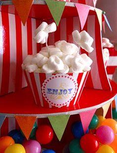 circus birthday ideas