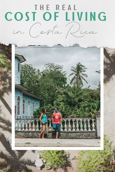 Thinking of moving to Costa Rica? We're here to share the REAL cost of living in Costa Rica from expats who have become locals. We'll share our actual costs of food, transportation, housing, activities, and more so you can start planning for life in paradise. #CostaRica #PuraVida #Tamarindo #CostOfLivingCostaRica #TravelDestinations #ExPat Houses In Costa Rica, Living In Costa Rica, Moving To Costa Rica, Costa Rica Travel, Budget Travel, Travel Tips, Life In Paradise, Plan For Life, Cost Of Living