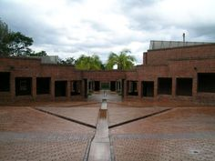 Museo Quimbaya del Arquitecto Rogelio Salmona en Colombia