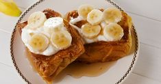 Best Banana Pudding Stuffed French Toast Recipe - How To Make Banana Pudding Stuffed French Toast