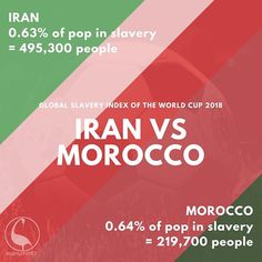 The biggest issues related to #modernslavery in #Iran  include human trafficking sexual exploitation and involuntary #servitude. Iranian women and girls are trafficked for #prostitution and forced #marriages.  #humantrafficking is also common in #Morocco but for the purpose of #forcedlabor and sexual exploitation. #Children are trafficked to urban centers to work as maids or for exploitation in the sex trade. Moroccan migrants are exploited for forced labor and prostitution in #Europe…