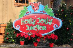 #Dollywood Smoky Mountain Christmas {Review} Holly Jolly Junction Rudolph the Red-Nosed Reindeer (ad)