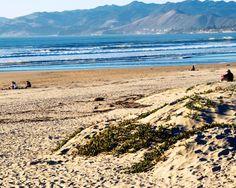 1st Cali Home: SLO.  Pismo Beach, CA.