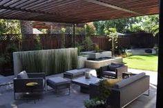 contemporary concrete patio designs - Google Search