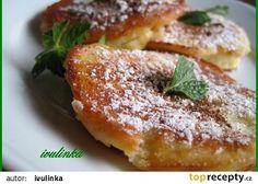 Jablka v kokosovém županu recept - TopRecepty.cz