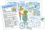 Letterspel Language Activities, Toddler Activities, Frog Theme Preschool, Creative Writing Ideas, Preschool Lessons, Language Arts, Spelling, Childrens Books, Literacy