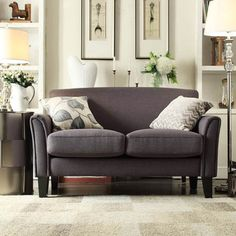 1000 images about dad 39 s apartment on pinterest for Housse causeuse ikea