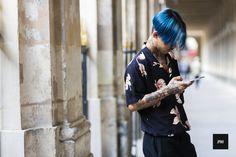 J'ai Perdu Ma Veste / Kohh – Paris. // #Fashion, #FashionBlog, #FashionBlogger, #Ootd, #OutfitOfTheDay, #StreetStyle, #Style