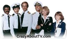 The Love Boat ~ Great theme song and loved the cast and guest stars