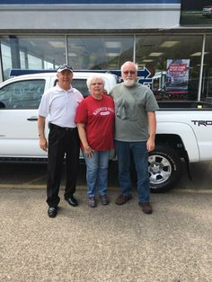 Jack Anderson & the rest of the Turnpike Family would like to thank Daniel & Kathy Gray from Dixie WV for their business 😉👍