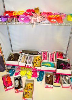 Shoes Shoes, & More Shoes!