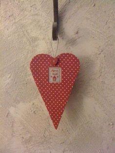heart & embroidery! tuto