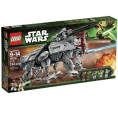 LEGO Star Wars AT-TE - available at http://www.yutoys.com