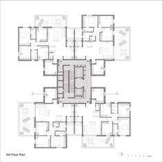 Z Design Building,Plan