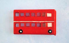 zakka life: Kid Craft: Double-Decker Bus