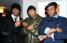 Q-Tip, Pharrell and Mos Def
