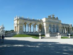 Schonbrunn Imperial Palace