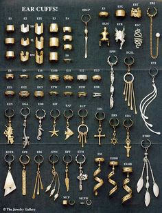 Awesome earcuffs the more the better