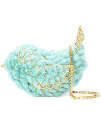 Natasha Zinko | Bird Chain-strap Wallet | Lyst
