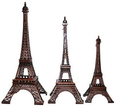 Setof 3 Eiffel Tower Showpiece For Home Decor Combo Pack Tower Odishabazar Http