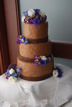 Parent's 50th Anniversary Cake