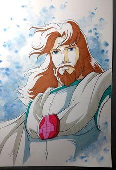Jerome Alquie Science Fiction Art, Illustrations, Manga, Old School, Anime Art, Princess Zelda, Fan Art, Comics, Fictional Characters