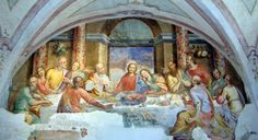 Convento dell'annunciata, ultima cena | Abbiategrasso