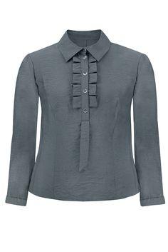 Блузка 408Се09957зрб, купить в интернет-магазине