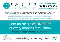 Yateley Networking