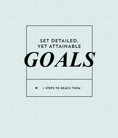 tip: accomplishing your goals with a killer plan of attack