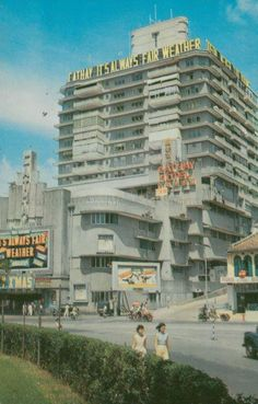 Cathay Building 1955