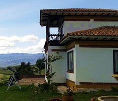 Casa Villa Juanita en Villa De Leyva