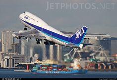 Boeing 747-481D JA8961 25644 Tokyo Haneda Int'l - RJTT