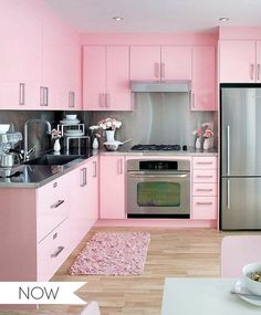 Everything Old is New Again: Pink Kitchens, Then and Now | Apartment Therapy
