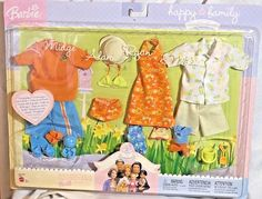 Barbie Happy Family, Barbie Collector, Barbie Friends, Barbie Dolls, The Neighbourhood, Beach, Dresses, History, Vestidos