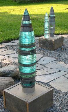 Tuindesign: Glas in de tuin