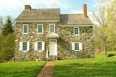 chadds ford pa pennsylvania chester county brandywine valley brandywine battlefield park farmhouse marquis de lafayette headquarters