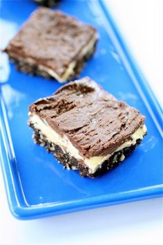 nanaimo bars (for the missionary from BC). I really liked these. Not sure the Canadian did. ?