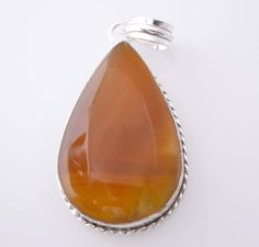 Awesome Botswana Agate Women Fashion Jewelry Silver Plated Pendant E282 For Gift #Handmade #Pendant