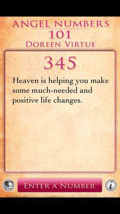Angel Number 345 #AngelaMedium #GuardianAngelMessenger