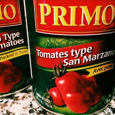 Italian cooking is all about good quality, fresh ingredients. Choosing San Marzano tomatoes will bring your tomato sauce to a whole new level! San Marzano Sauce, San Marzano Tomato Sauce, San Marzano Tomatoes, Italian Cooking, Vegetarian Cooking, Cooking Onions, Gluten Free Pizza, Saute Onions, Sauces