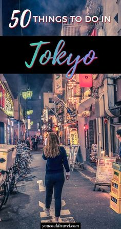 The best 50 things to do in Tokyo - Wondering what are the best things to do in Tokyo? Here is a list of all the best 50 things to do, including what to see and do. A fun list full of unique activities which will help you better prepare for a trip to Tokyo. Click to read more! #japan #tokyo #guide #JapanTravelHolidays