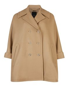 215bf1d6a Double breasted cape - LAARIS by Ted Baker