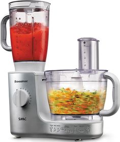 What is the Difference Between a Food Processor and a Blender Best Food Processor, Blender Food Processor, Food Processor Recipes, Cooking Appliances, Cooking Gadgets, Kitchen Appliances, Geek Gadgets, Gadgets And Gizmos, Blender Recipes