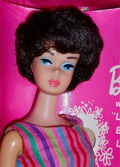 Ready For My Close-up - Barbie, Fashion Icon of the 60's