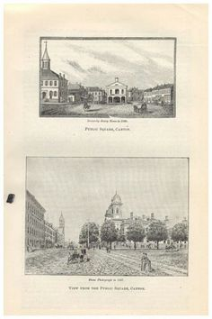 Kobacker S In Downtown Canton From The Collection Of The